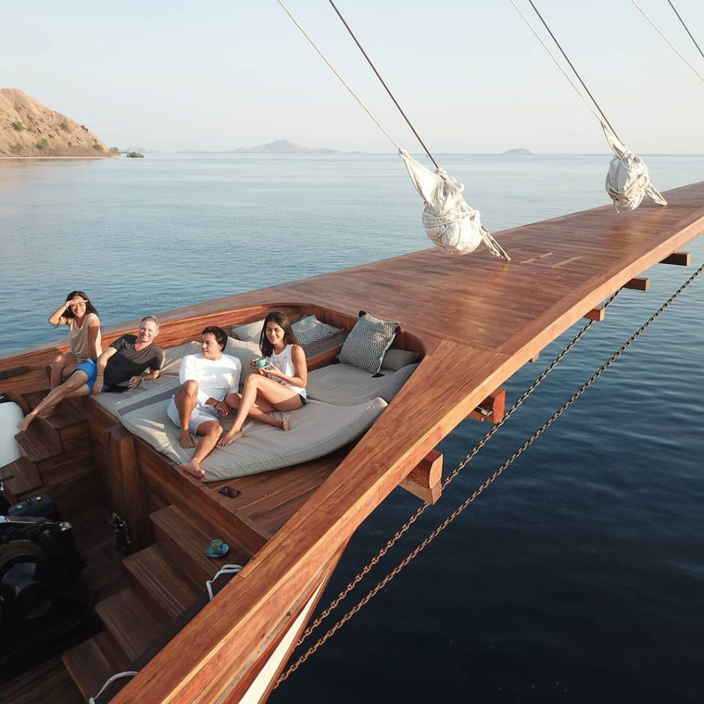 Tips for Amazing Komodo Yacht Charter Sailing Trip