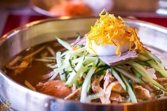 Highly Recommended South Korean Delicacies For Foodies
