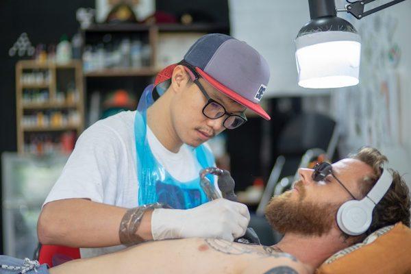 bali tattoo artist professional