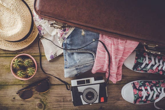 travel bali packing hacks