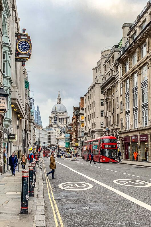 popular cities in UK London