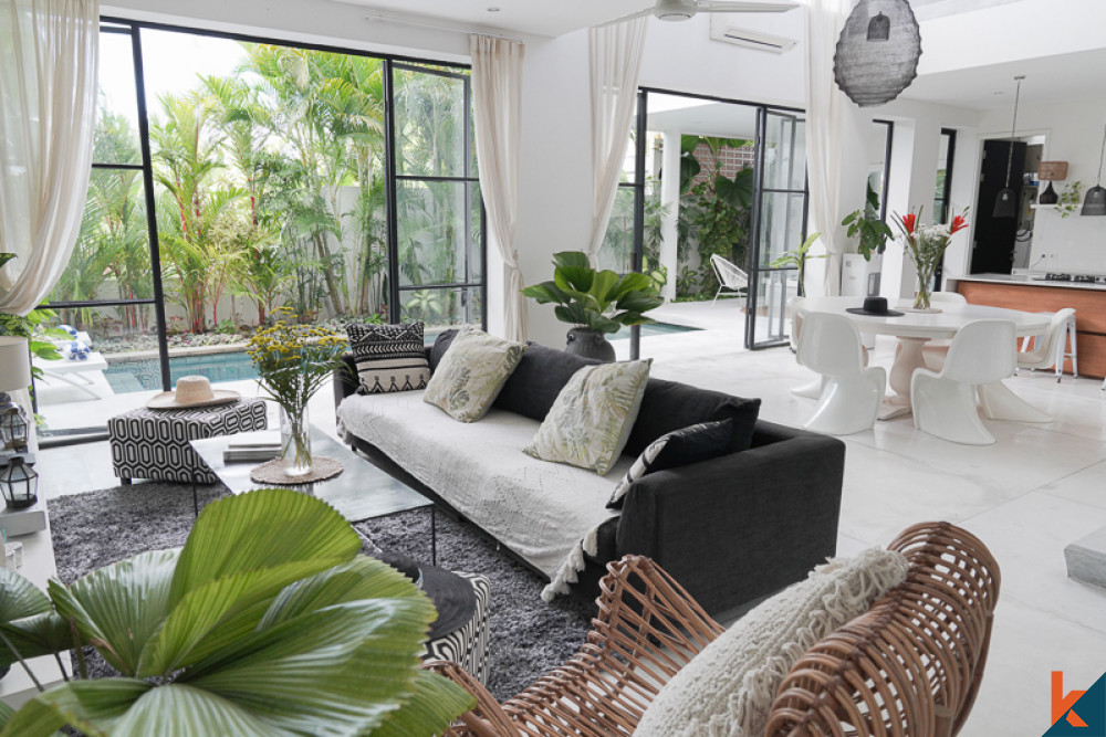 Determine the Focal Point in Your Luxury Villa Canggu Bali
