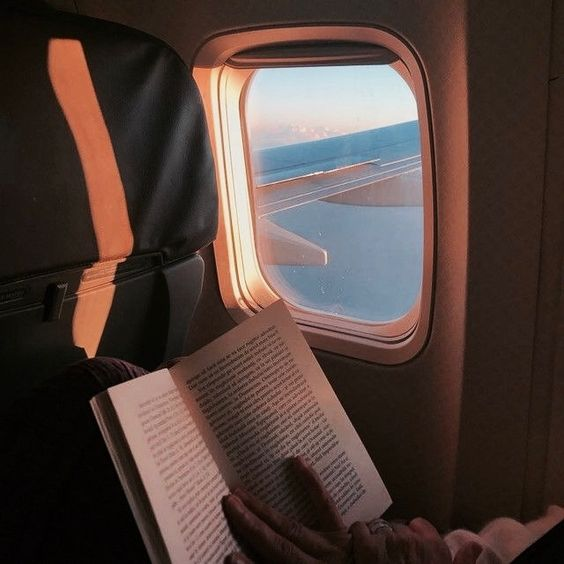 How to enjoy your flight even in the middle seat