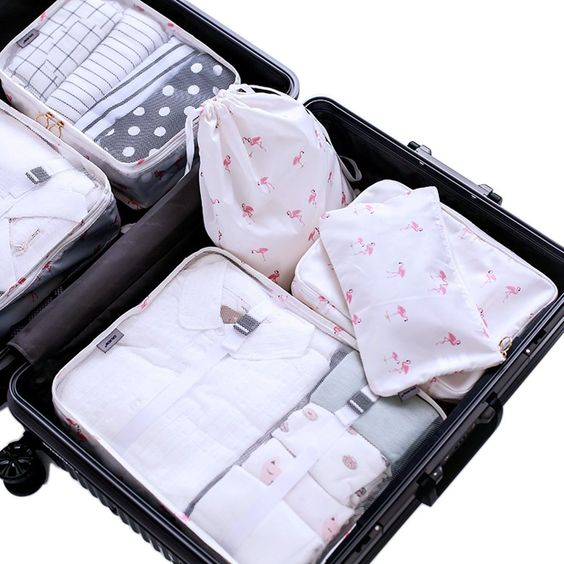 Smart Packing to Any Nusa Dua Resorts- Try Packing Cubes