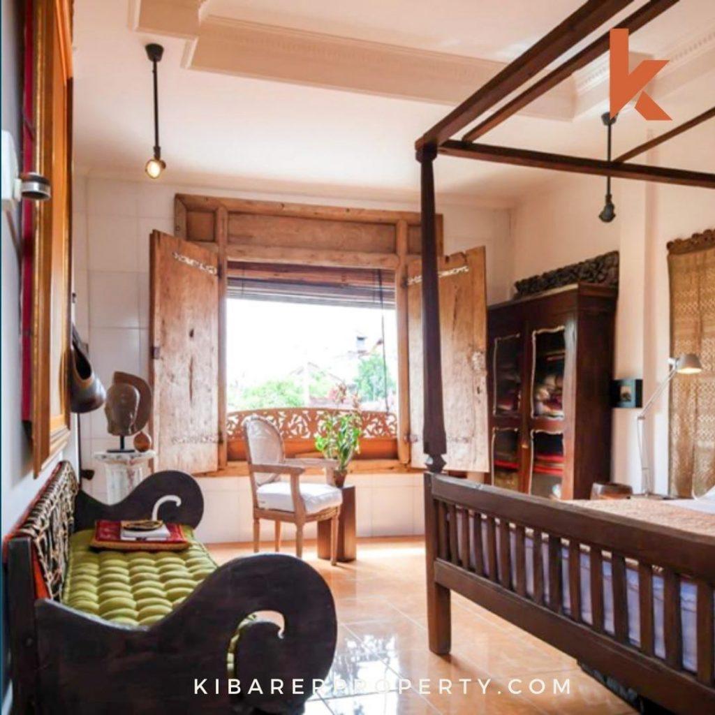 Protect Your Wooden Villa Ubud Bali