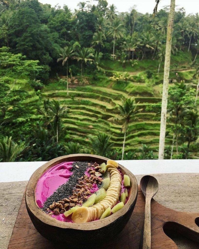 Take Advantage of Ubud's Landscape