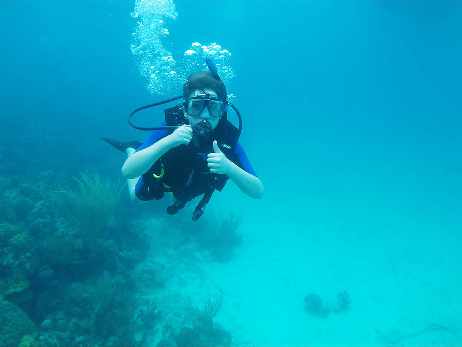 Recommended ways to start scuba dicing lessons for beginners