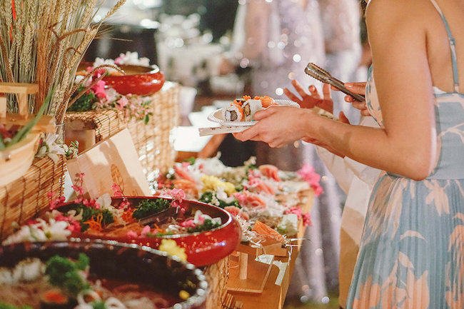 event planning and catering bali