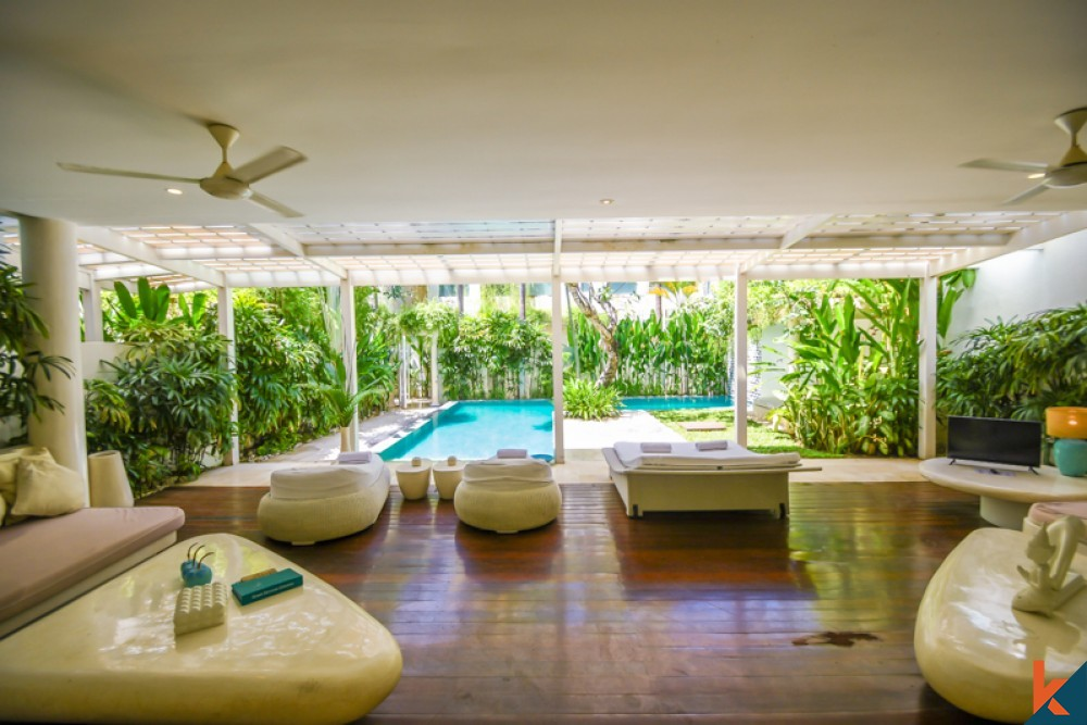 Treating yourself and your family with the Seminyak villas